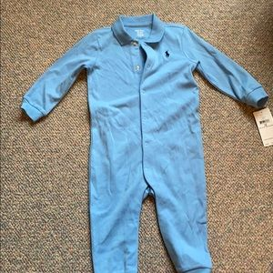 Never worn with tags Ralph Lauren one piece
